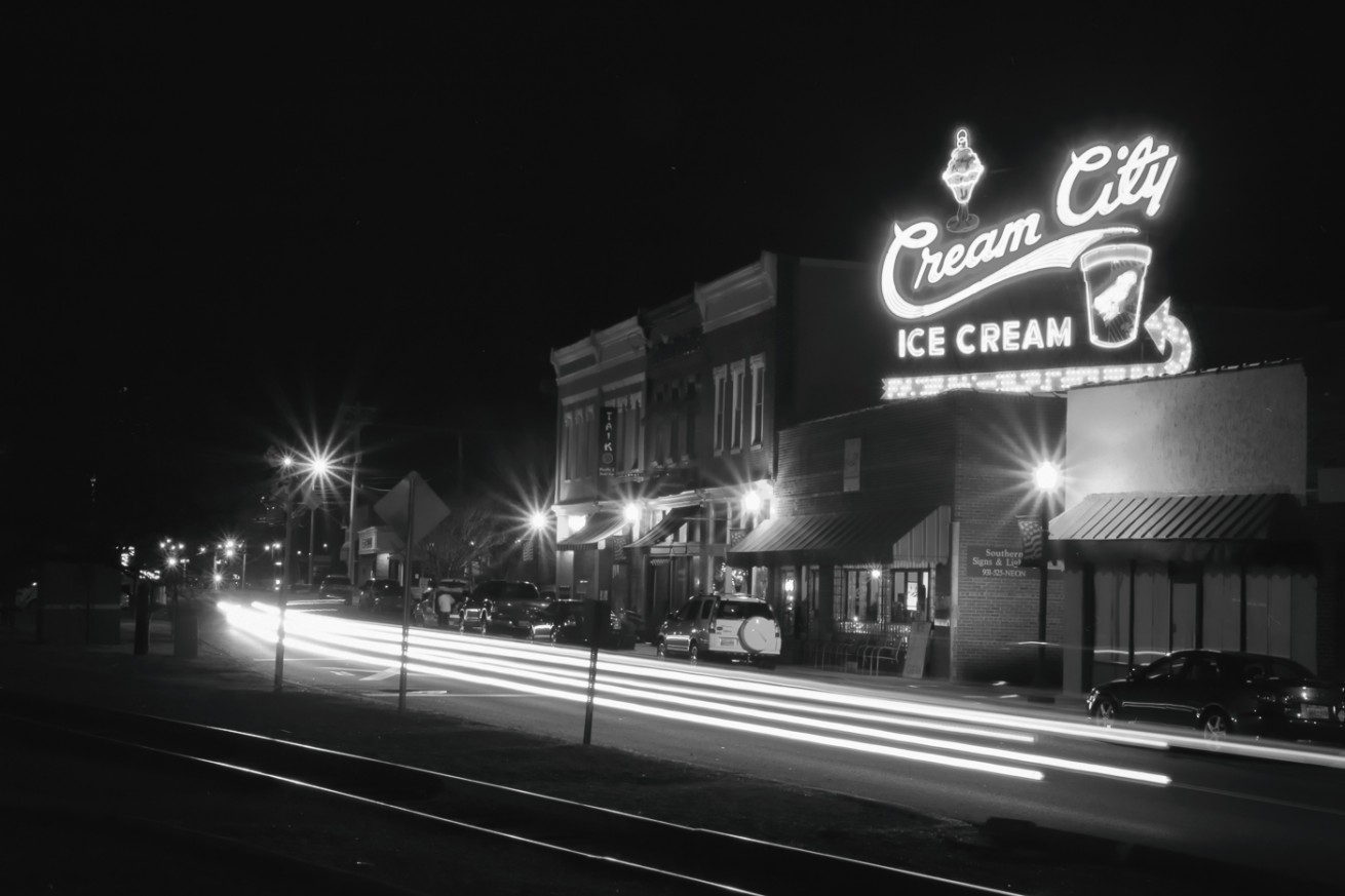 Cream City Black and White