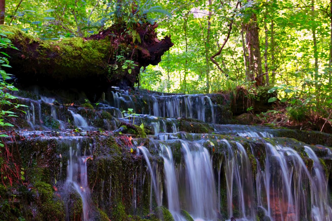 Waterfall Motion