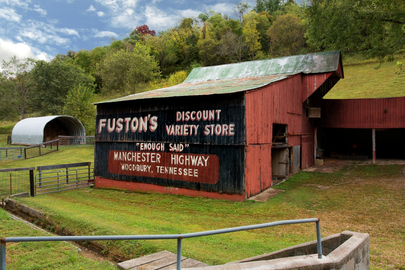 Fuston's Discount Barn
