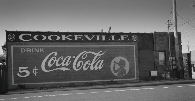 Vintage Style Coca Cola Wall Art