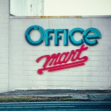 Vintage Office Furniture Sign
